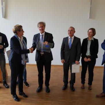 1. Botschafterschule des Europäischen Parlaments