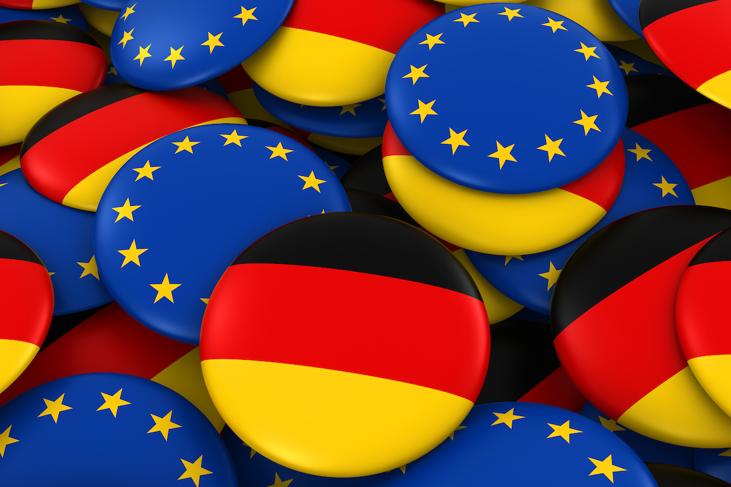 """""""Ein Treppenwitz deutscher Europapolitik"""""""