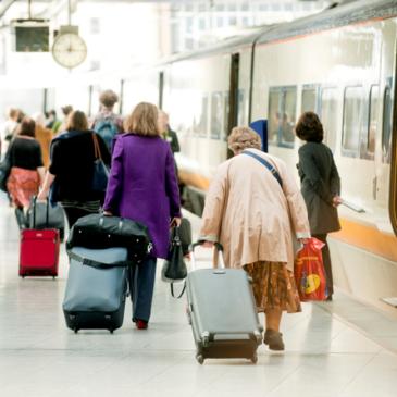 """""""Kein totes Loch mehr"""" Mehr Züge in der Großregion"""
