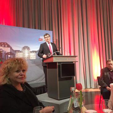 Neujahrsempfang Regionalverband Saarbrücken
