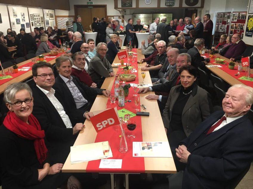 Neujahrsempfang SPD Oberwürzbach