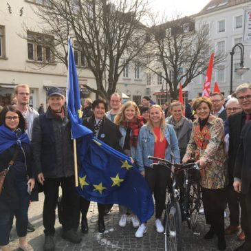 March 4 Europe – Saarbrücken