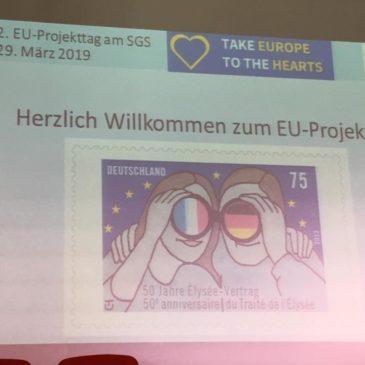 EU-Projekttag in Saarlouis
