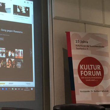 25 Jahre Kulturforum Saar