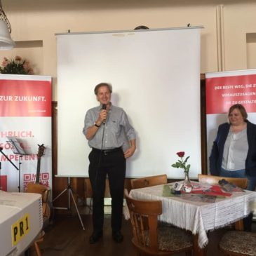 Wahlkampfauftakt – SPD Püttlingen